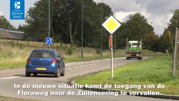 Oprit Floraweg